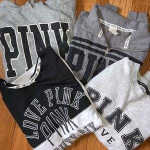 PINK by Victoria's Secret Sweatshirts
